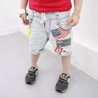 กางเกงขาสามส่วนธงชาติ-(5ตัว/pack)