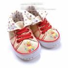 รองเท้าเด็กหมีพูห์เพื่อนรัก-(6-คู่/pack)
