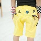 กางเกงขาสามส่วน-Angry-Birds-สีเหลือง-(5ตัว/pack)