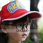 หมวกแก็บ-Arale-สีแดง--(10-ใบ/แพ็ค)