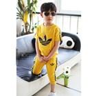 ชุดเสื้อกางเกง-ADIDAS-SPORT-สีเหลือง-(5-ตัว/pack)