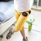 กางเกงขาสามส่วน-T-MILO-สีเหลือง-(5ตัว/pack)