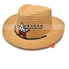 หมวกคาวบอย-Star-สีน้ำตาลอ่อน--(10-ใบ/แพ็ค)
