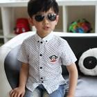 เสื้อเชิ้ตเด็กแนว-แบบที่-5-(5ตัว/pack)
