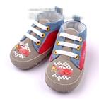 รองเท้าเด็ก-CARS-WINNER-(6-คู่/pack)