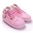 รองเท้าผ้าใบเด็กคิตตี้พิงค์พิงค์-(6-คู่/pack)