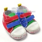 รองเท้าผ้าใบเด็ก-Angry-Birds-หลากสี-(8-คู่/pack)