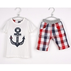 ชุดเสื้อกางเกง-Marine-Crew-สีขาว-(5-ตัว/pack)