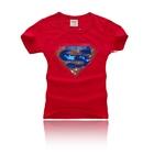 เสื้อแขนสั้น-SUPERMAN-บริ๊งค์ๆ-สีแดง-(5ตัว/pack)