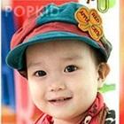 หมวกแก็ปเบสบอลหลากสี-(10-ใบ/แพ็ค)