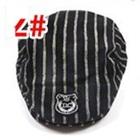 หมวกกัปตันเรือ-DC-สีขาวดำ-(10-ใบ/แพ็ค)