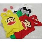 เสื้อกล้าม-Paul-Frank-สุดแซ่บ-คละสี-(10-ตัว/pack)