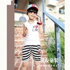 ชุดเสื้อกางเกง-PLAY-Comme-ม้าลาย-(5ตัว/pack)