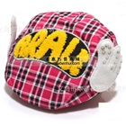 หมวก-Ala-Lei-ลายสก็อตสีชมพู-(10-ใบ/แพ็ค)