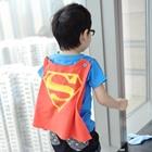 เสื้อยืดคอกลมพร้อมปีก-Superman-(5ตัว/pack)