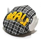 หมวก-Ala-Lei-ลายสก็อตสีดำ-(10-ใบ/แพ็ค)