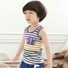เสื้อกล้ามแมว-San-Hello-สีม่วง-(5size/pack)