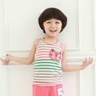 เสื้อกล้ามแมว-San-Hello-สีชมพู-(5size/pack)