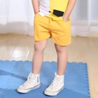 กางเกงขาสั้น-Surf-สีเหลือง-(5size/pack)