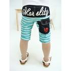 กางเกงขาสามส่วน-Play-Comme-ลายฟ้า-(5ตัว/pack)