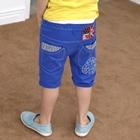 กางเกงขาสามส่วน-US_UK-สีน้ำเงิน-(5ตัว/pack)
