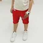 กางเกงขาสามส่วน-Star-Wars-สีแดง-(5ตัว/pack)