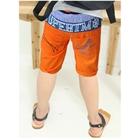 กางเกงขาสามส่วน-SUPERTM-สีส้ม-(5ตัว/pack)