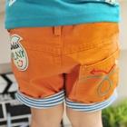 กางเกงขาสั้ัน-Wanna-Play-สีส้ม-(5ตัว/pack)