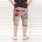 กางเกงขาสามส่วน-BRC-375-สีกากี-(5ตัว/pack)
