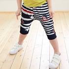 กางเกงขาสามส่วน-USA-STAR-สีกรมท่า--(5ตัว/pack)