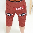 กางเกงขาสามส่วน-AR-FORCE-สีอิฐ--(5ตัว/pack)