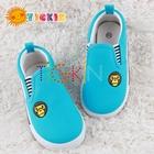 รองเท้าเด็ก-BABY-MILO-สีฟ้า-(5-คู่/แพ็ค)