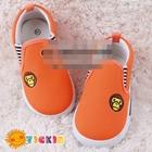 รองเท้าเด็ก-BABY-MILO-สีส้ม-(5-คู่/แพ็ค)