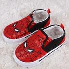 รองเท้าเด็ก-Spiderman-สีแดง-(5คู่/แพ็ค)