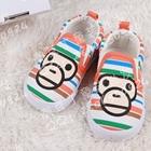 รองเท้าเด็ก-Paul-Frank-สีส้ม-(5คู่/แพ็ค)