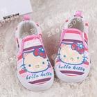 รองเท้าเด็ก-Hello-Kitty-สีชมพู-(5คู่/แพ็ค)