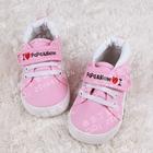 รองเท้าเด็ก-Love-Family-สีชมพู-(5คู่/แพ็ค)