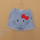 กางเกงยีนส์ขาสั้น-Hello-Kitty-(6-ตัว/pack)