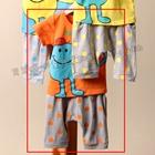 ชุดเสื้อกางเกง-Metictck-สีส้ม-(5ตัว/pack)