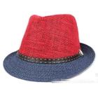 หมวกลูกกำนัน-สีแดง-(5ชิ้น/แพ็ค)