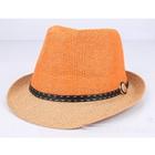 หมวกลูกกำนัน-สีส้ม-(5ชิ้น/แพ็ค)