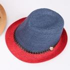 หมวกลูกกำนัน-สีน้ำเงิน-(5ชิ้น/แพ็ค)
