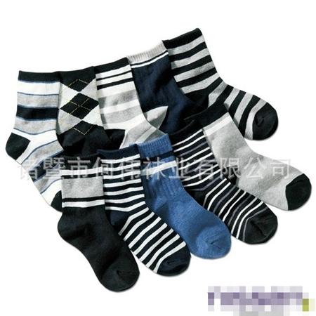 ถุงเท้าเด็กผู้ชายวินเทอร์ คละแบบ (20 คู่ /pack)