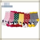 ถุงเท้าเด็กแบบยาวลายการ์ตูน-คละลาย-(20-คู่-/pack)