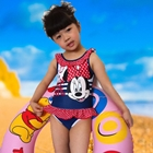 ชุดว่ายน้ำ-Minnie-Marine-สีน้ำเงิน-(4-ตัว/pack)