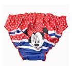 กางเกงว่ายน้ำ-Minnie-Dot-สีแดงน้ำเงิน-(10ตัว/pack)