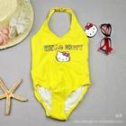 ชุดว่ายน้ำ-Kitty-Candy-สีเหลือง-(6-ตัว/pack)