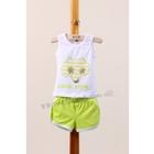 ชุดเสื้อกางเกง-LAMP-STYLE-สีเขียว-(5ตัว/pack)