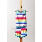 ชุดเสื้อกางเกง-Comme-Rainbow-สีเขียว-(5ตัว/pack)
