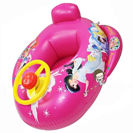 ห่วงยางเด็กยานอวกาศเจ้าหญิง สีชมพู (5 อัน/pack)